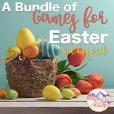 Games for Easter and Beyond {Bundled Set}