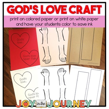 God's Love Craft