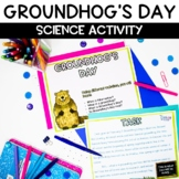 Groundhog's Day Distance Learning Activity