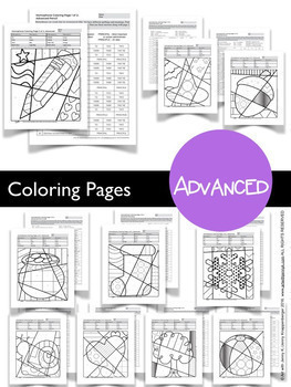 homophone coloring sheets collection incl designs for entire year