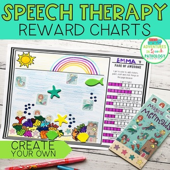 Interactive Behavior Reward Charts