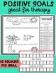 Speech Therapy Reward Charts