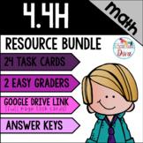 Interpreting Remainders - 4.4H Math TEKS Resource Bundle