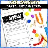 Lab Safety Digital Escape Room