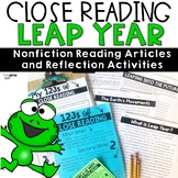 Leap Year 2020 Activities