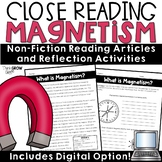 Magnets Reading Comprehension Passages and Questions | Digital Science