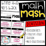 Math Mash - Division
