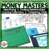 Counting Coins > Money Stations > QR Code Hunt, Task Cards, Puzzles, Worksheets