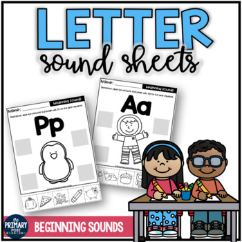 Letter Sounds Sheets