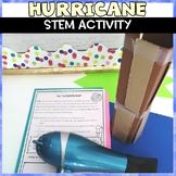 Natural Disaster Hurricane STEM Activity