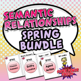 50% off New Product! Bundle: Semantic Relationships Spring