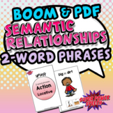50% off New Product! Semantic Relationships (Spring: Actio