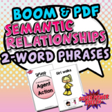 50% off New Product! Semantic Relationships (Spring: Agent