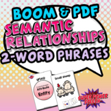 50% off New Product! Semantic Relationships (Spring: Attri
