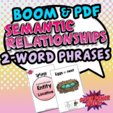 50% off New Product! Semantic Relationships (Spring: Entit