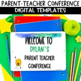 Parent Teacher Virtual Conference | Student Led Conference