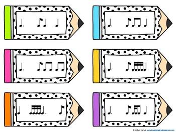 Pencil Post Office Rhythm Games: Bundled Set