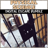 Physical Science Digital Escape Room Bundle
