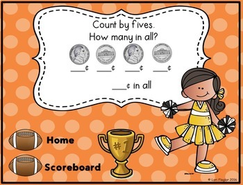 Place Value Interactive Math Game First Grade Edition