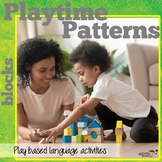 Play-based Language Activities Video and PDF formats