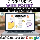 Poetry Distance Learning