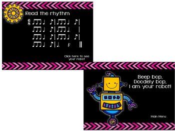 Robotic Rhythms {A Bundled Set of Rhythm Games