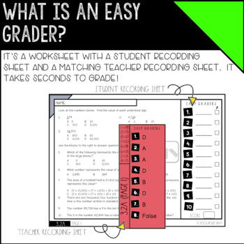 Rounding on a Number Line - 3.2C Math TEKS Resource Bundle