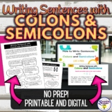 Writing Better Sentences w/ Colons and Semicolons | Punctu