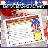 50% off | September 11 Digital Distance Learning Activity