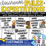Social Distancing Posters | COVID 19 Classroom Safety Posters