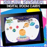 Solar System BOOM Cards for Distance Learning