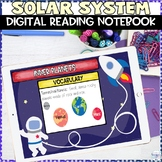 Solar System Digital Distance Learning Activity