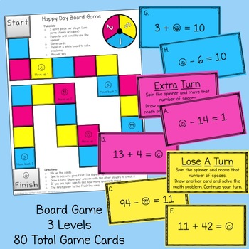 Solve for the Missing Number Variety Pack - Addition and Subtraction