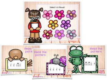 Spring Message Board Melodies {A Bundled Set}