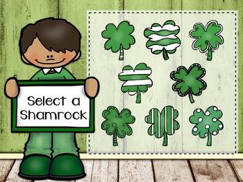 St. Patrick's Day Message Board Melodies {A Bundled Set}