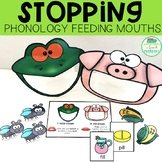 Stopping Minimal Pairs Feeding Mouths