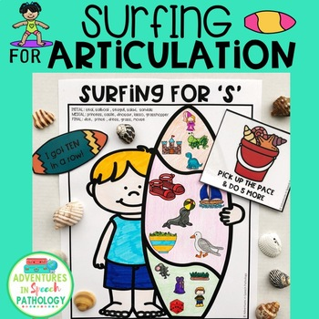 Surfing for Articulation