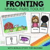 Fronting Minimal Pairs Toolkit