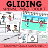 Teach Phonology: Gliding Story & Minimal Pairs
