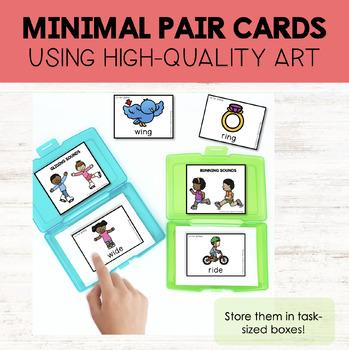 Teach Phonology: Gliding Story & Minimal Pairs