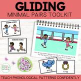Gliding Minimal Pairs Toolkit
