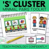 'S' Cluster Reduction Minimal Pairs Toolkit
