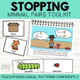 Stopping Minimal Pairs Toolkit