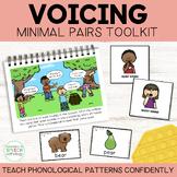 Voicing Minimal Pairs Toolkit