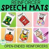 Speech Reinforcer Mats