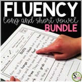 Fluency Passages for Long and Short Vowels BUNDLE