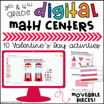 Valentine's Day Digital Centers