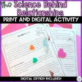 Valentine's Day Science of Relationships Activity