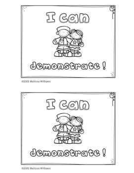 Academic Vocabulary DEMONSTRATE