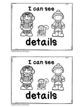 Academic Vocabulary DETAILS